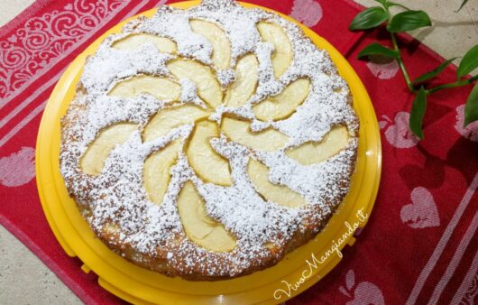 torta di mele