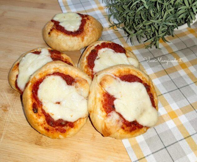 pizzette morbide