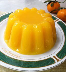 Gelo di mandarino, la ricetta siciliana