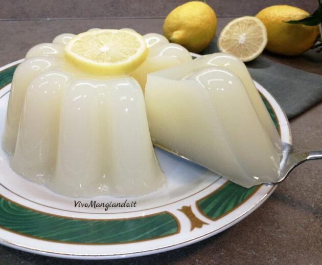 gelo di limone siciliano