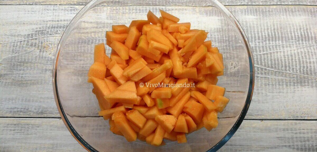 granita di melone